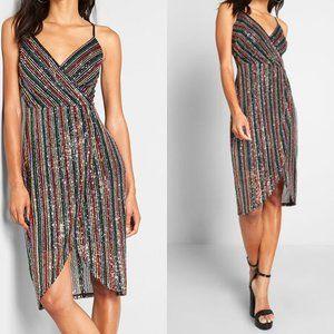 NWT Ready to Mingle Sequin Dress